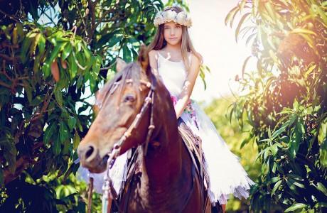 בוק בת מצווה סוסים