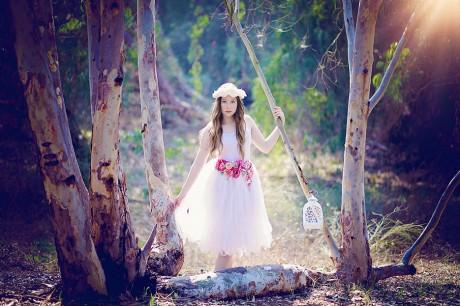 בוק בת מצווה ביער