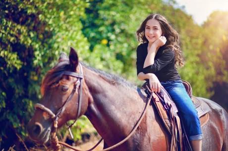בוק בחוות סוסים