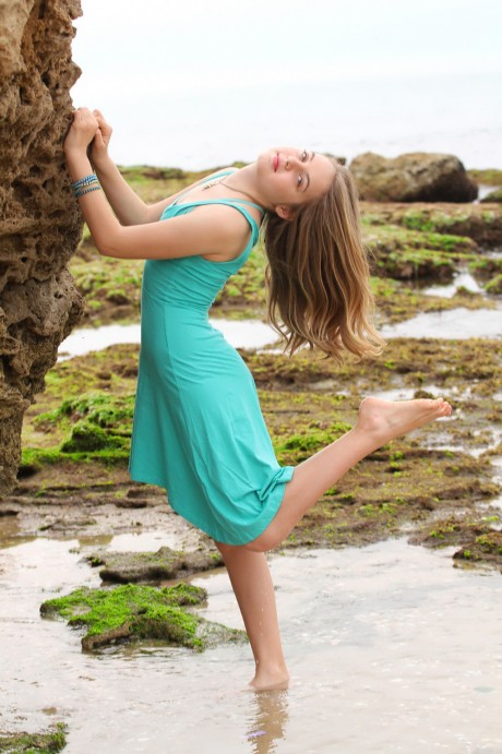 צילום לגיל 12 בים