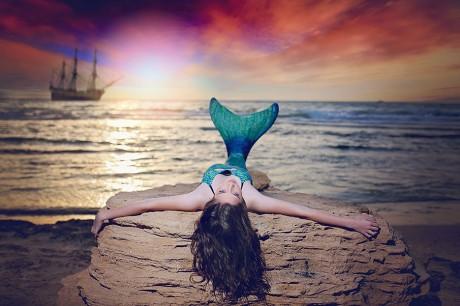 בת מצווה בנות ים