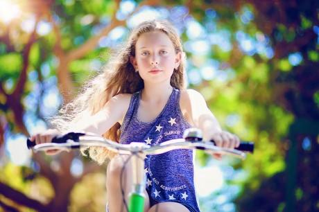 צילומים על אופניים