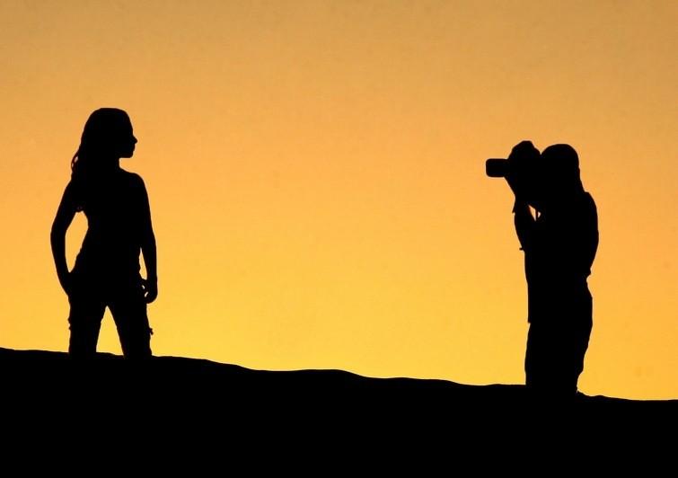הכנות לאירוע - צוות צילום